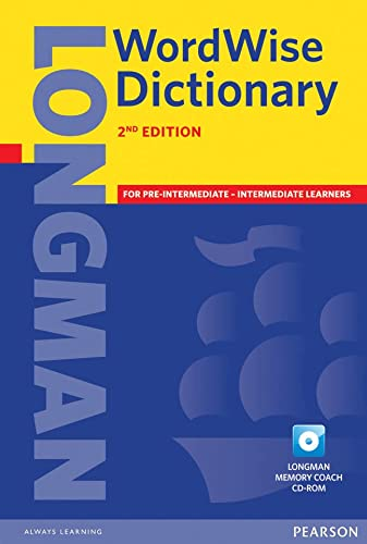 Longman Wordwise Dictionary Paper and CD ROM Pack 2ED von Longman Wordwise Dictionary