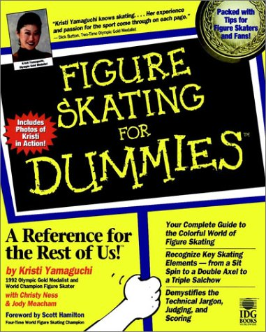 Figure Skating for Dummies von Hungry Minds Inc,U.S.