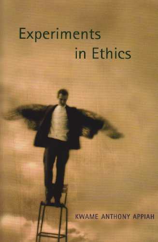 Experiments in Ethics (The Mary Flexner Lectures)