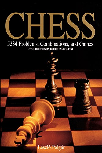 Chess: 5334 Problems, Combinations and Games von Black Dog & Leventhal