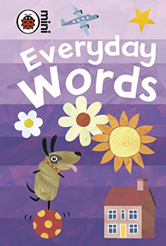 Early Learning: Everyday Words von Ladybird