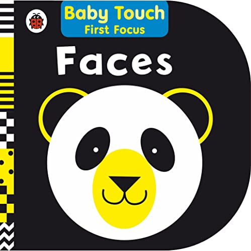 Faces: Baby Touch First Focus von Penguin Uk; Ladybird