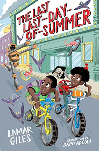 The Last Last-Day-of-Summer von HMH Books for Young Readers
