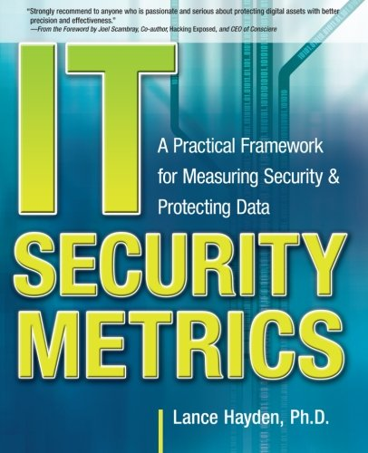 IT Security Metrics: A Practical Framework for Measuring Security and Protecting Data