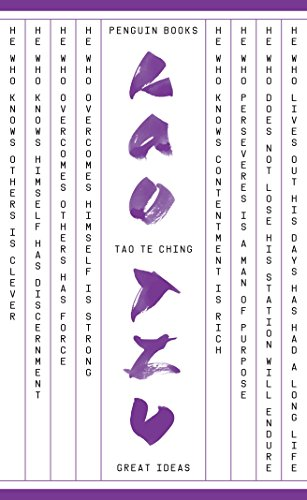 Tao Te Ching (Penguin Great Ideas) von Penguin