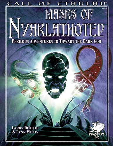 Masks of Nyarlathotep (Call of Cthulhu Roleplaying)