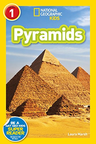 National Geographic Readers: Pyramids (Level 1) von National Geographic Children's Books