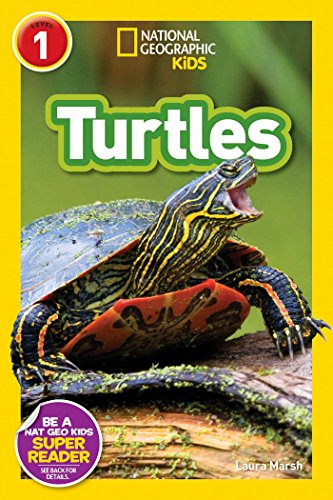 National Geographic Readers: Turtles von National Geographic Children's Books