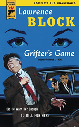 Grifter's Game (Hard Case Crime, Band 1) von Hard Case Crime