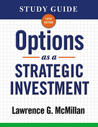 Study Guide for Options as a Strategic Investment 5th Edition von Prentice Hall Press