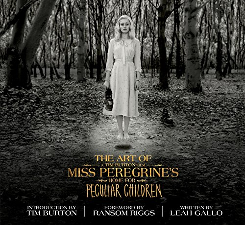 The Art of Miss Peregrine's Home for Peculiar Children (Miss Peregrine's Peculiar Children) von Quirk Books