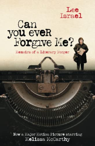 Can You Ever Forgive Me?: Memoirs of a Literary Forger von Simon & Schuster US