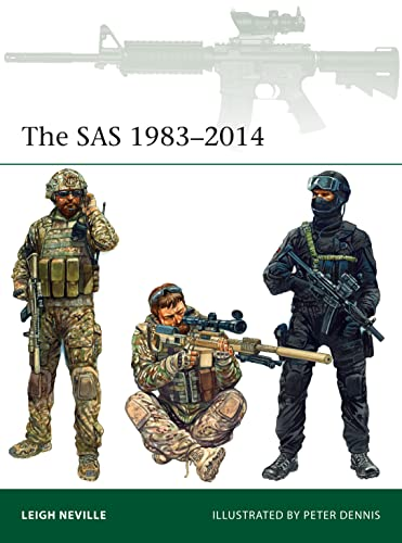 The SAS 1983-2014 (Elite, Band 211)