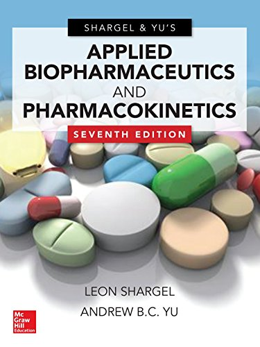Applied Biopharmaceutics & Pharmacokinetics von McGraw-Hill Education - Europe