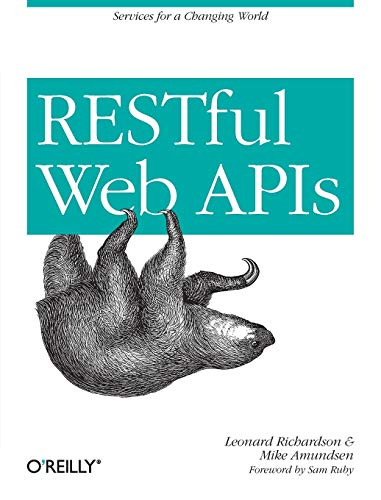 RESTful Web APIs von O'Reilly Media, Inc. / O'Reilly UK Ltd.