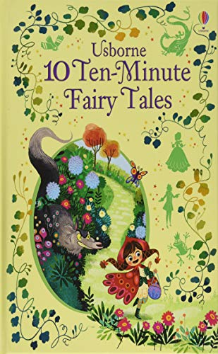10 Ten-Minute Fairy Tales (Illustrated Story Collections) von Illustrated Story Collections