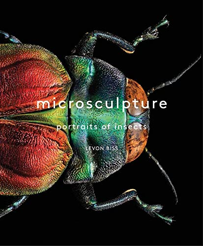 Microsculpture: Portraits of Insects von Abrams & Chronicle Books