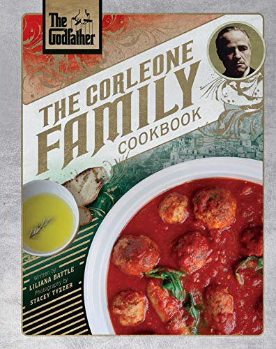 The Godfather: The Corleone Family Cookbook von Insight Editions