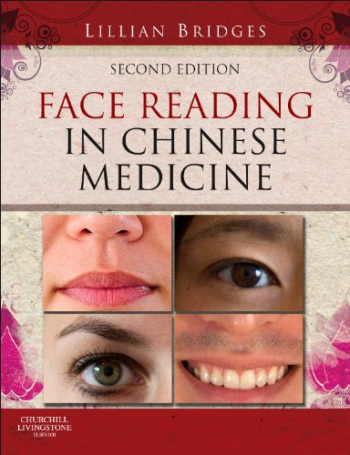 Face Reading in Chinese Medicine von Churchill Livingstone