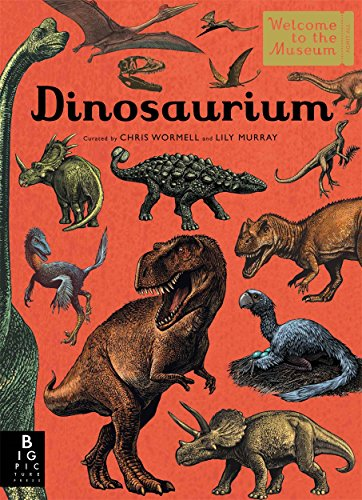 Dinosaurium (Welcome To The Museum) von Templar Publishing