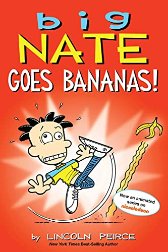 Big Nate Goes Bananas! von Andrews McMeel Publishing