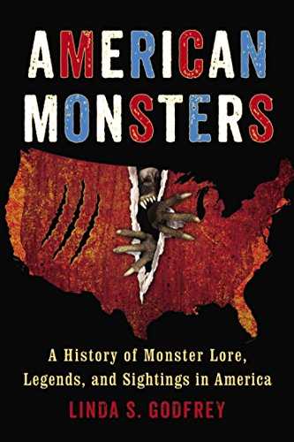 American Monsters: A History of Monster Lore, Legends, and Sightings in America von TarcherPerigee