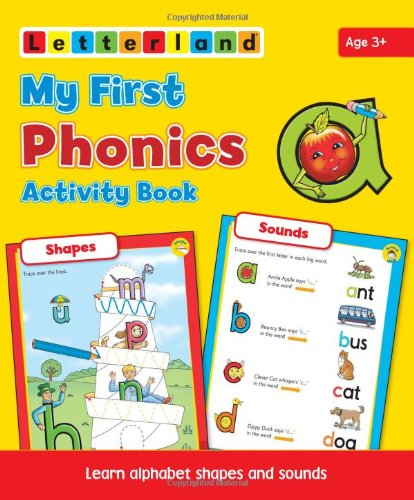 My First Phonics Activity Book (Letterland)