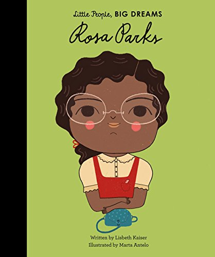 Little People, Big Dreams: Rosa Parks von Quarto Publishing Plc
