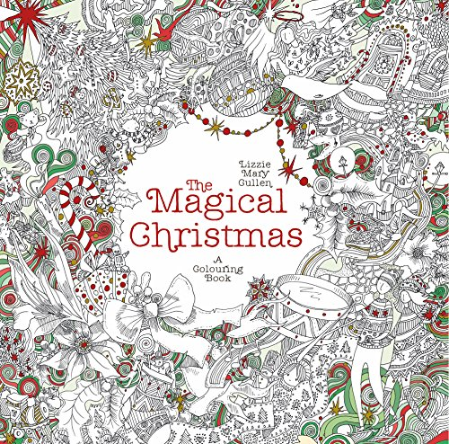 The Magical Christmas: A Colouring Book (Magical Colouring Books) von Penguin Books Ltd (UK)
