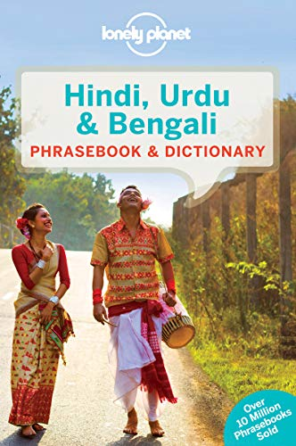 Hindi, Urdu & Bengali Phrasebook (Lonely Planet Phrasebooks) von Lonely Planet