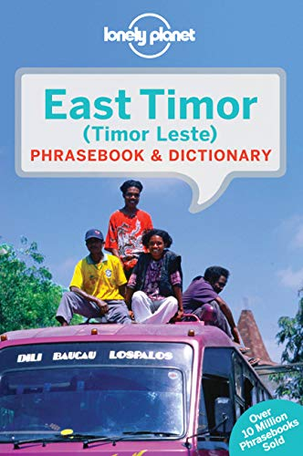 Lonely Planet East Timor Phrasebook & Dictionary (Phrasebooks)