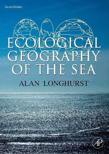 Ecological Geography of the Sea von Academic Press