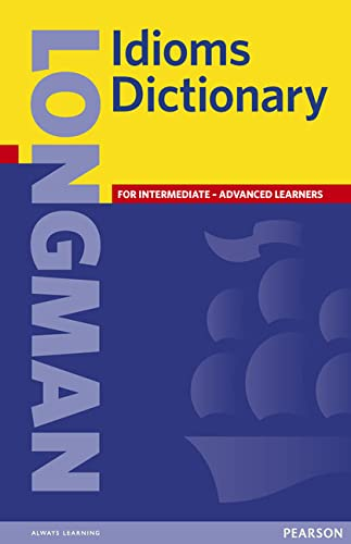Longman Dictionary Of English Idioms Paper N/E (Idioms Dictionary) von Pearson Educación