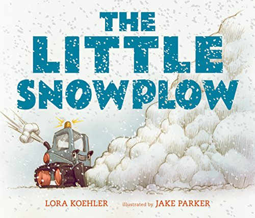 The Little Snowplow von Candlewick