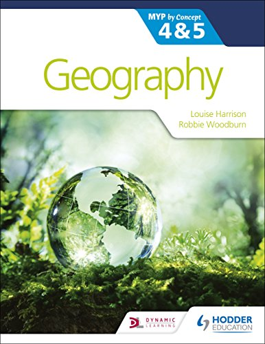 Geography for the IB MYP 4&5: by Concept von Hodder Education