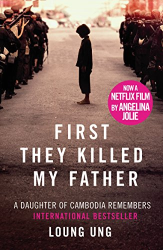 First They Killed My Father: Film tie-in von Mainstream Publishing