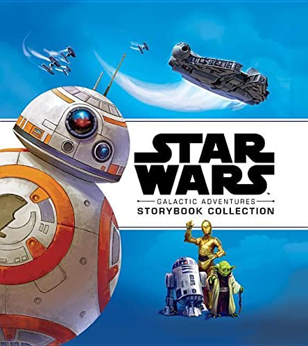 Star Wars Galactic Adventures von Disney Lucasfilm Press