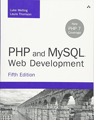 PHP and MySQL Web Development (Developer's Library) von Addison-Wesley Professional