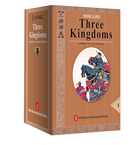 Three Kingdoms: A Historical Novel. 4 Volumes von Foreign Languages Press