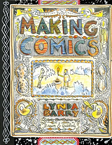 Barry, L: Making Comics von Drawn and Quarterly