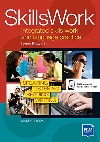 SkillsWork B1-C1: Student's Book with Audio CD