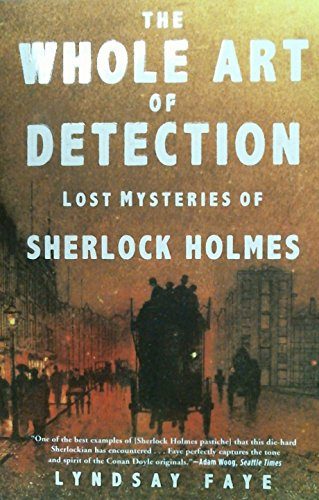 The Whole Art of Detection: Lost Mysteries of Sherlock Holmes von MYSTERIOUS PR