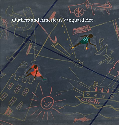 Cooke, L: Outliers and American Vanguard Art von The University of Chicago Press