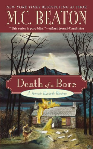Death of a Bore (A Hamish Macbeth Mystery, Band 20)