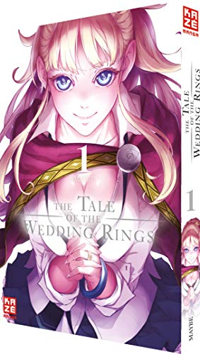 The Tale of the Wedding Rings - Band 01 von KAZÉ Manga