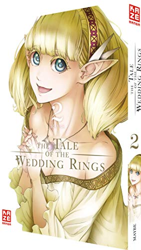 The Tale of the Wedding Rings - Band 02 von KAZÉ Manga