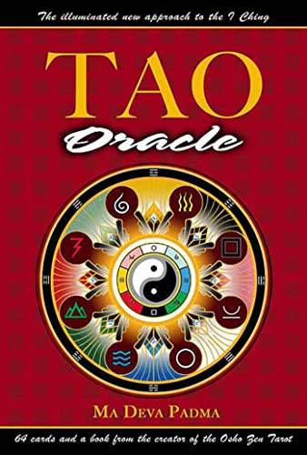 Tao Oracle: An Illuminated New Approach to the I Ching [With 64 Cards]