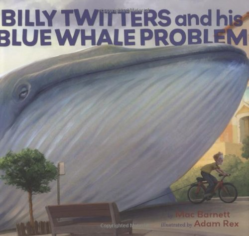 Billy Twitters and His Blue Whale Problem von Hyperion Books