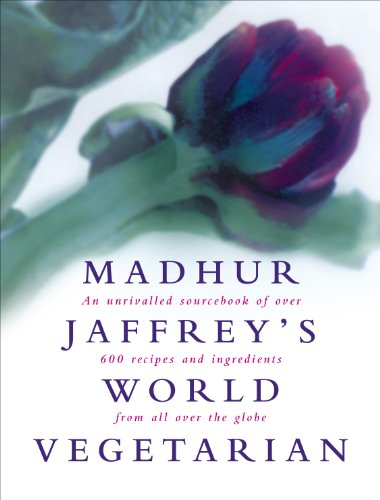 Madhur Jaffrey's World Vegetarian von Ebury Press