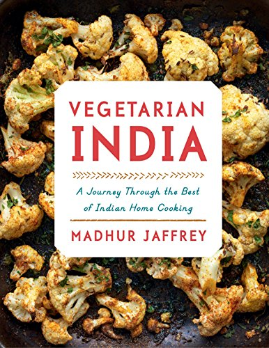 Vegetarian India: A Journey Through the Best of Indian Home Cooking: A Cookbook von Knopf